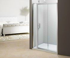 Merlyn 6 Series Sliding Doors & Inline Panel