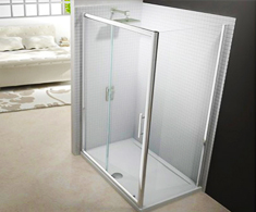 Merlyn 6 Series Sliding Shower Doors