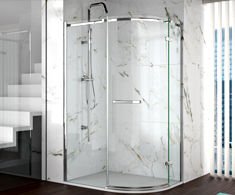 Merlyn 8 Series Frameless Shower Doors