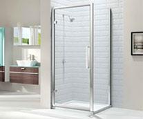 Merlyn 8 Series Hinge Shower Door