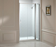 Merlyn 8 Series Sliding Door & Inline Panel