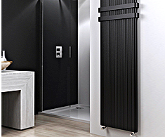 Onyx Calista Vertical Designer Radiators