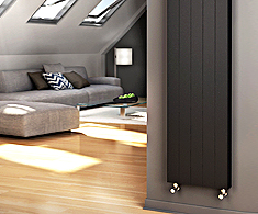 Onyx Saba Vertical Designer Radiators