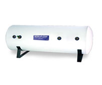 RM Stelflow Stainless Steel Horizontal Cylinders