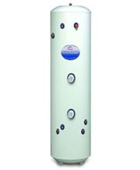 RM Stelflow Stainless Steel Solar Cylinders