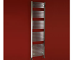 Rochell Curved Heated Towel Rail