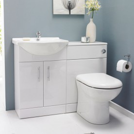 Traditional WC & Basin Units