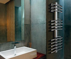 Lazzarini Siena Designer Heated Towel Rail