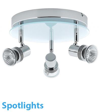 Spotlight bathroom accessories