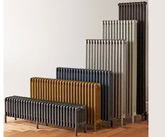TRC Steel Multi Column Radiators