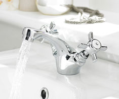 Eastgate Verdon Bathroom Tap Set