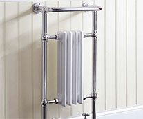 Victoria Traditional Heated Towel Rail