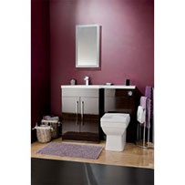 Modern WC & Basin Units