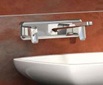 Waipori Bathroom Tap Set