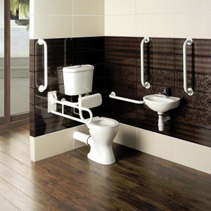Access Mobility Toilet & Basin Suites