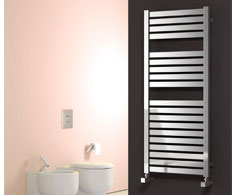 Reina Aosta Designer Heated Towel Rail