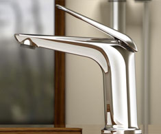 Aroha Bathroom Tap Set