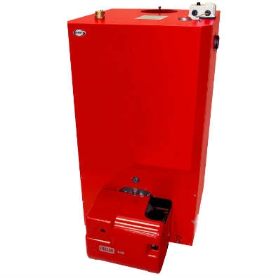 Boiler House Oil Boilers