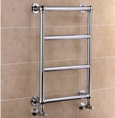TradeRad Brass Chrome Plated Towel Warmers