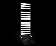 Reina Carpi Designer Heated Towel Rail