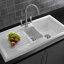 Ceramic Kitchen Sinks