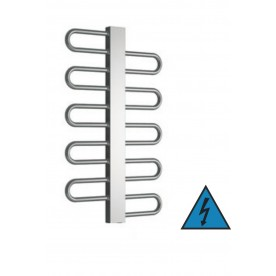 Stainless Steel Electric Designer Heated Towel Rails