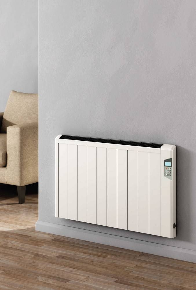 Aluminium Electric Radiators Dry Running