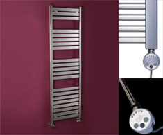 electric heated towel rails - Designer Heated Towel Rails For Bathrooms