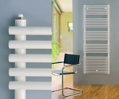 Eastgate Rial Traditional Heated Towel Rail