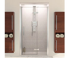 Hinge Shower Doors