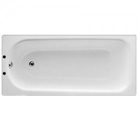 Straight Steel Baths