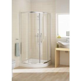 Offset Quadrant Shower Enclosures