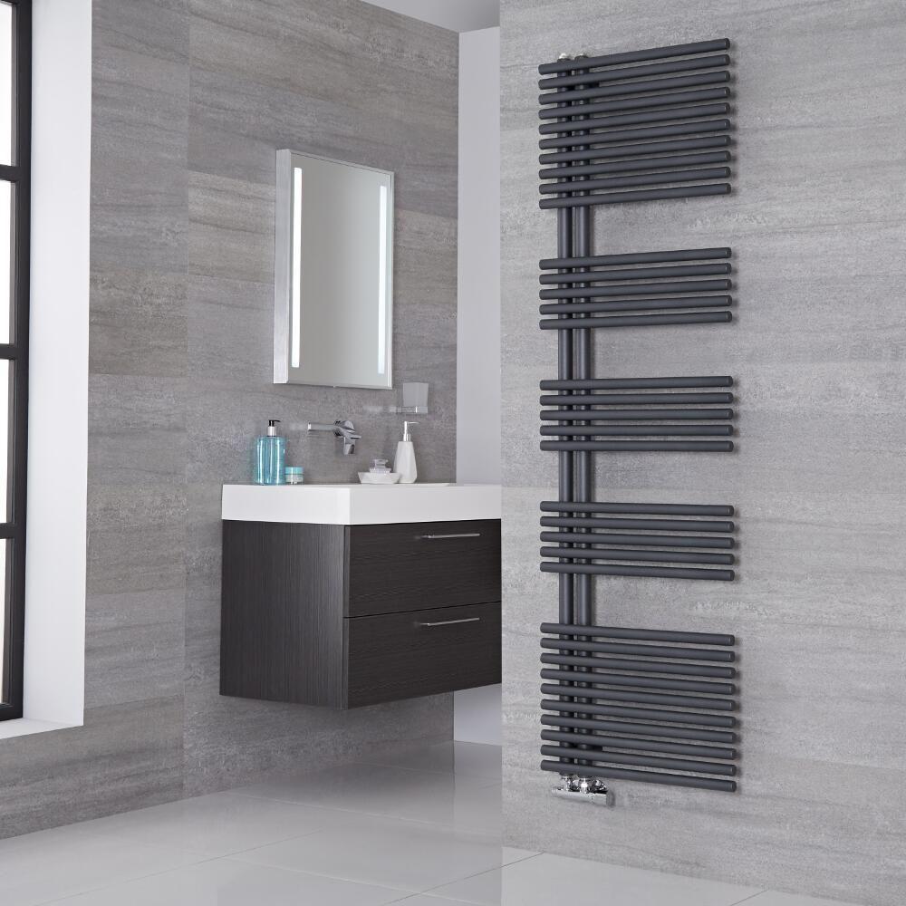 Lazzarini Way Bari Designer Heated Towel Rail