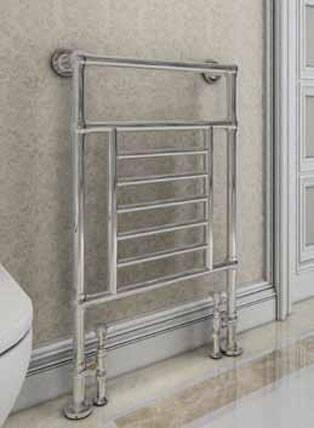 Dual Fuel Thermostatic Towel Rails