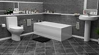 Plumbers Choice Modern Bathroom Suites