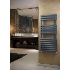 anthracite designer heated towel rails - Designer Heated Towel Rails For Bathrooms