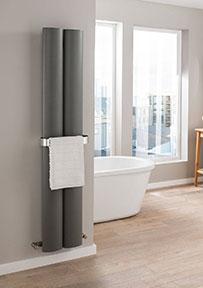 Aluminium Designer Heated Towel Rails