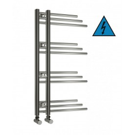 Chrome Electric Designer Heated Towel Rails