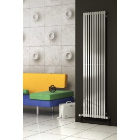 Stainless Steel Vertical Designer Radiators