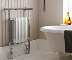Traditional Electric Heated Towel Rails