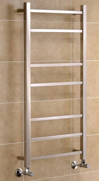 TradeRad Polished Stainless Steel Towel Warmers