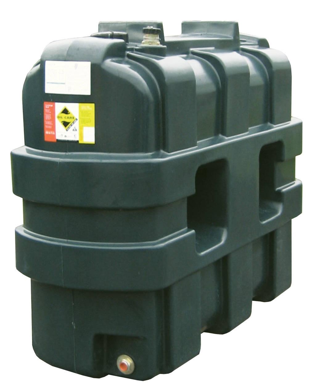 Plastic Single Skin Oil Tanks