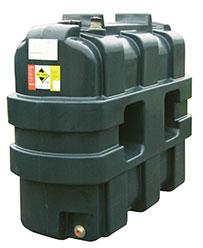 Single Skin Oil Tanks