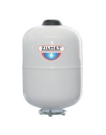Zilmet Solar Plus Tm Vertical Expansion Vessel For Solar Systems With Replaceable Membrane