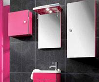 Eastbrook Splash of Colour Pink Furniture Range