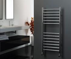 Stainless Steel Ladder Heated Towel Rails
