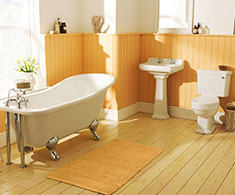 Traditional Bathroom Suite Packages