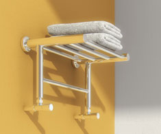 Reina Troisi Designer Heated Towel Rail