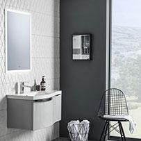 Roper Rhodes Bathroom Mirrors