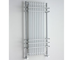 Wall Mounted Traditional Heated Towel Rails